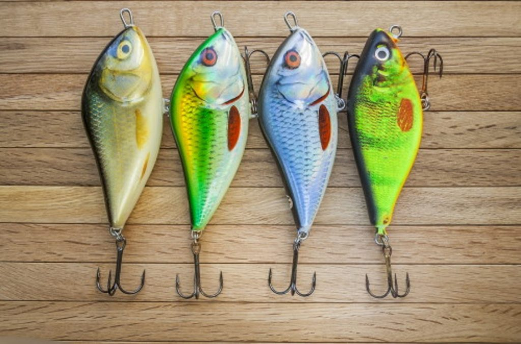 How to Select Colors for Successful Lure Fishing