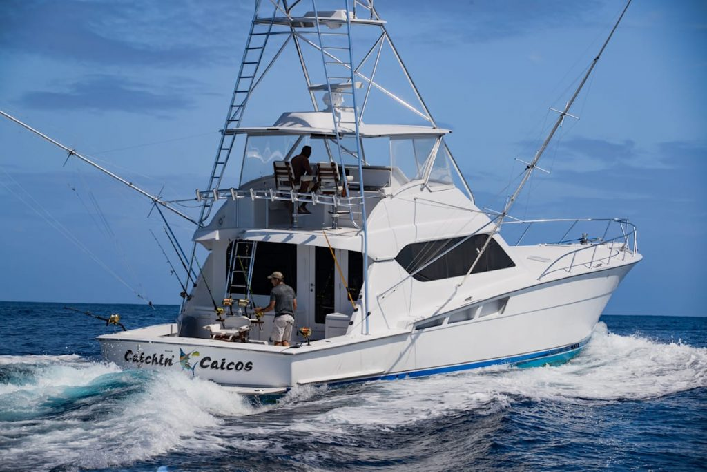 Private Fishing Charters Unlike Any Other: Catchin' Caicos is the Best of the Turks and Caicos Islands